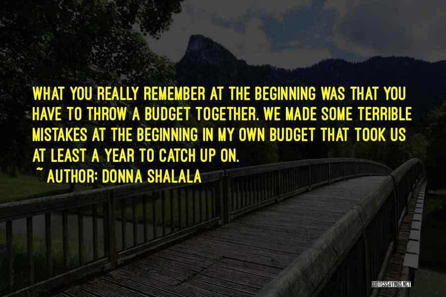 Donna Shalala Quotes 1018447