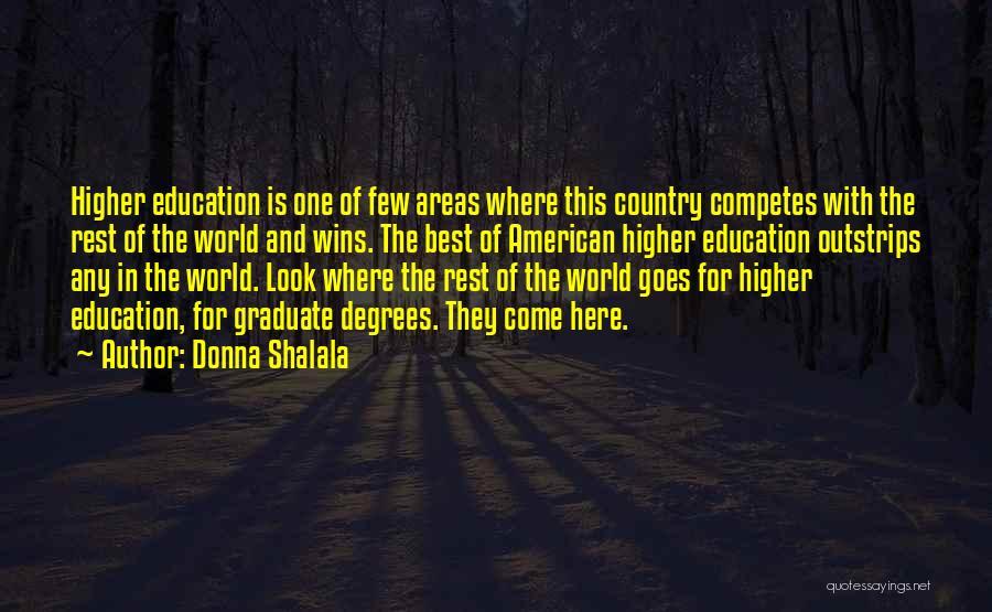 Donna Shalala Quotes 1100971