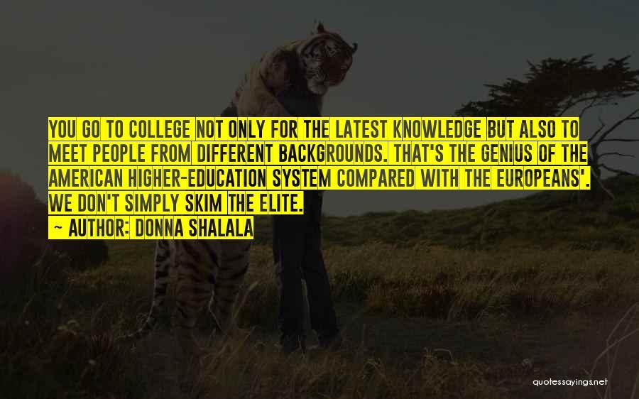 Donna Shalala Quotes 2220747