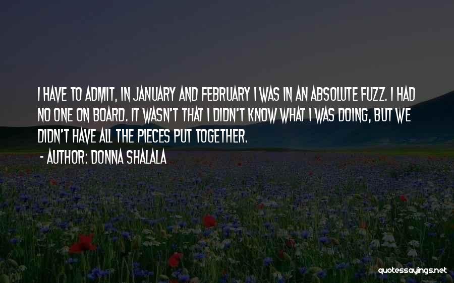 Donna Shalala Quotes 402156