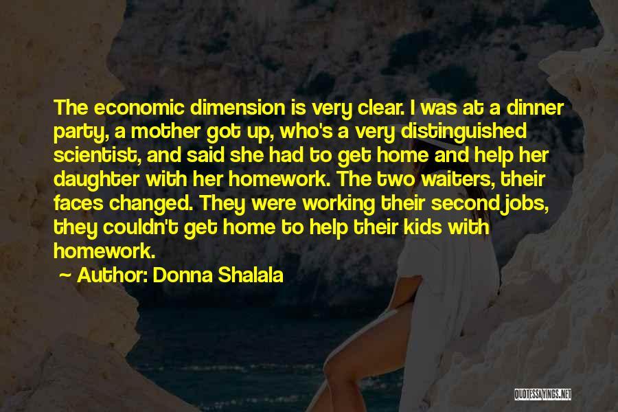 Donna Shalala Quotes 995323