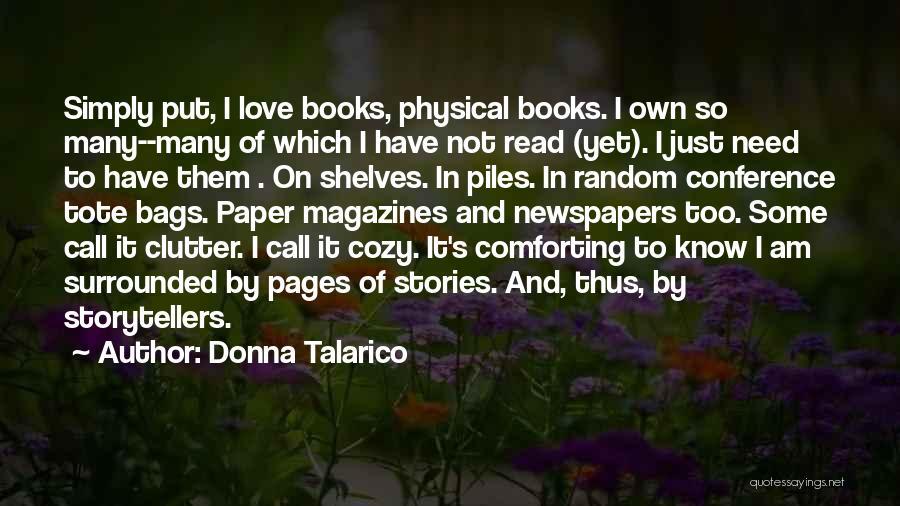 Donna Talarico Quotes 1930054
