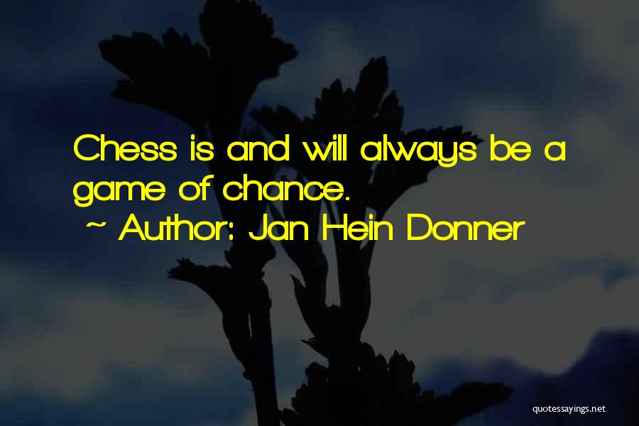 Donner Quotes By Jan Hein Donner