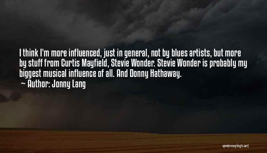 Donny Quotes By Jonny Lang