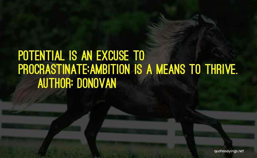 Donovan Quotes 1729463
