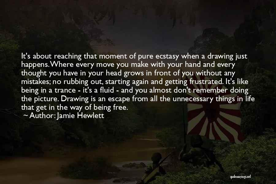 Don't Get Frustrated Quotes By Jamie Hewlett