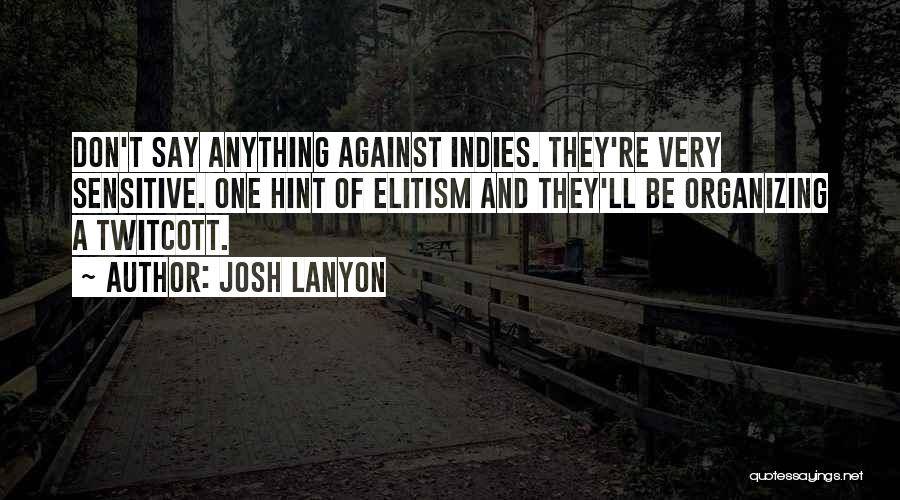 Don't Get The Hint Quotes By Josh Lanyon