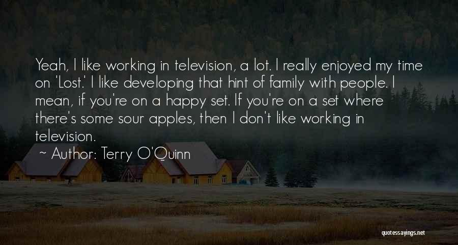 Don't Get The Hint Quotes By Terry O'Quinn