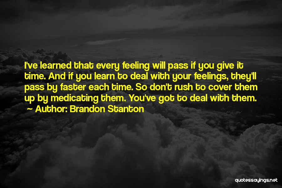 Don't Give It Up Quotes By Brandon Stanton
