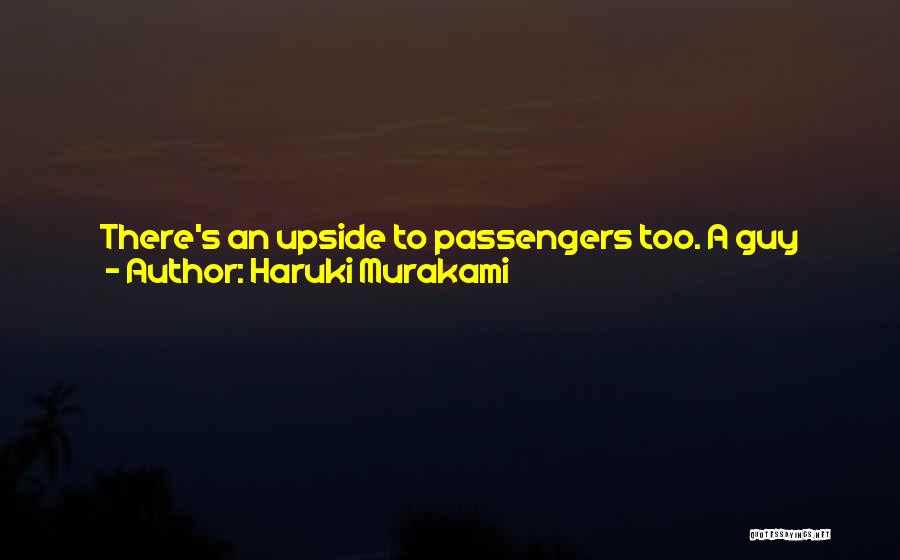 Don't Give It Up Quotes By Haruki Murakami