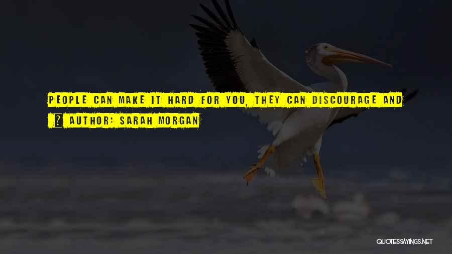Don't Give Your Heart Quotes By Sarah Morgan