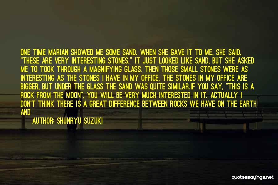 Don't Go Through Life Quotes By Shunryu Suzuki