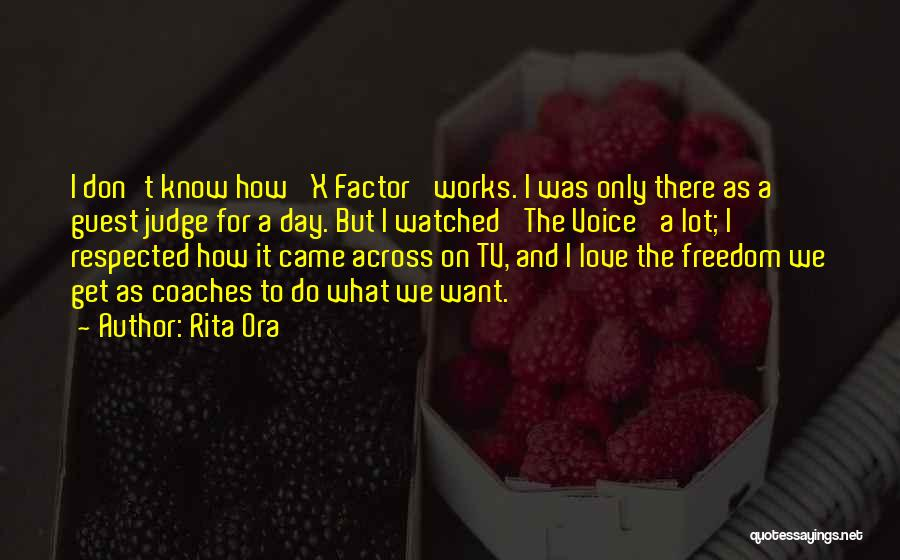 Don't Judge Me Love Quotes By Rita Ora