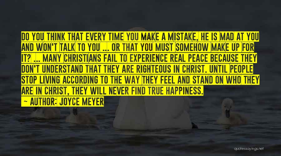 Don't Make Me Mad Quotes By Joyce Meyer