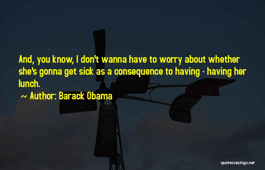 Don't Worry All Is Well Quotes By Barack Obama