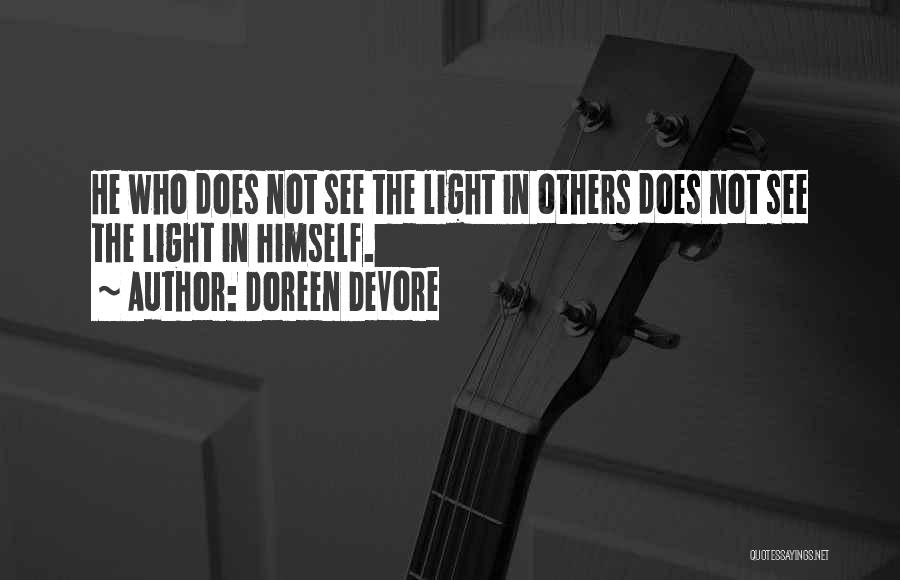 Doreen DeVore Quotes 681319