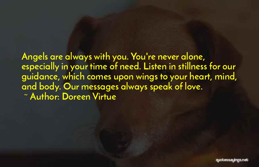 Doreen Virtue Quotes 1519630