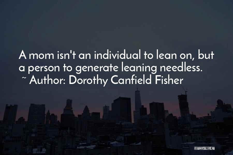 Dorothy Canfield Fisher Quotes 187190