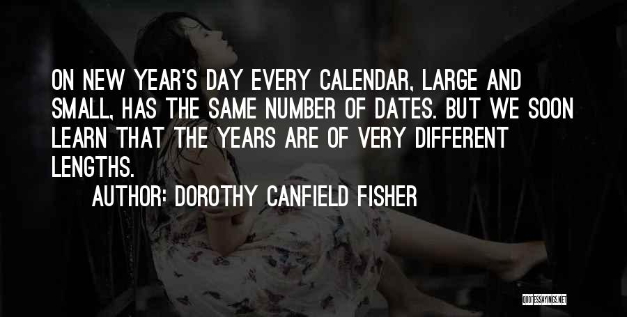 Dorothy Canfield Fisher Quotes 416728