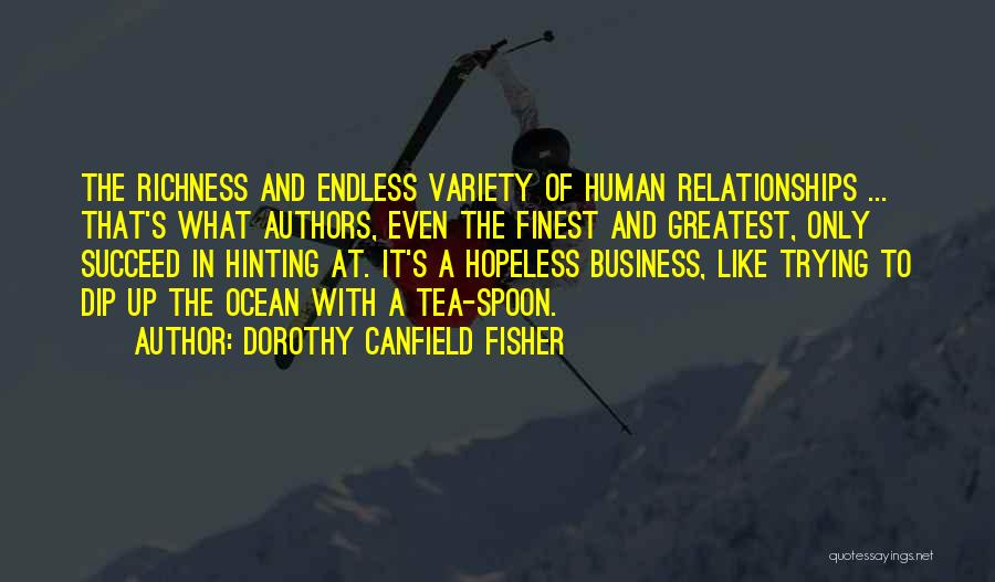 Dorothy Canfield Fisher Quotes 887439