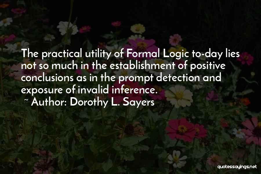Dorothy L. Sayers Quotes 1057280