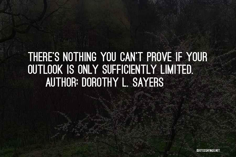 Dorothy L. Sayers Quotes 1300756