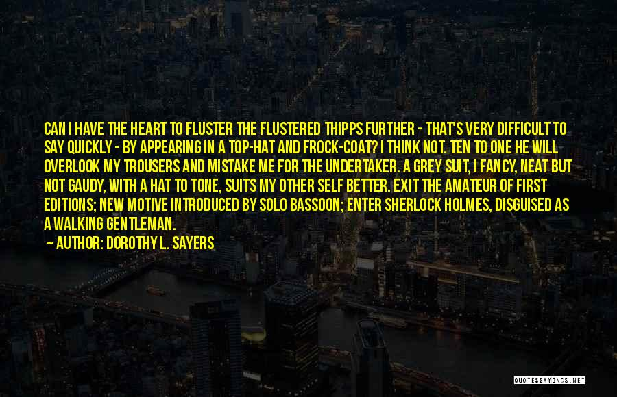 Dorothy L. Sayers Quotes 1353237