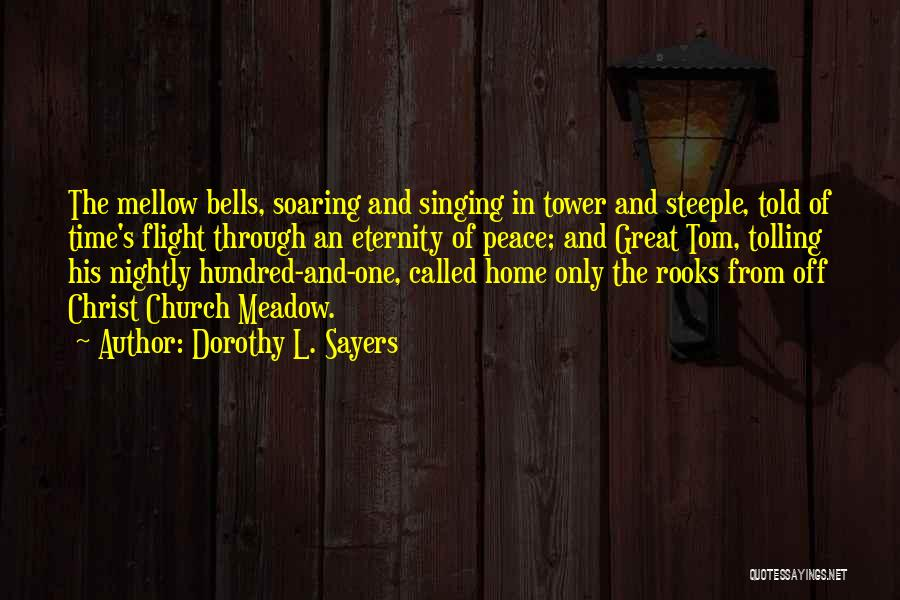Dorothy L. Sayers Quotes 1413417