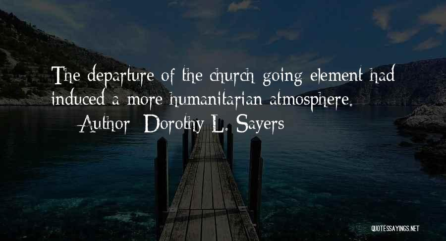 Dorothy L. Sayers Quotes 1463380