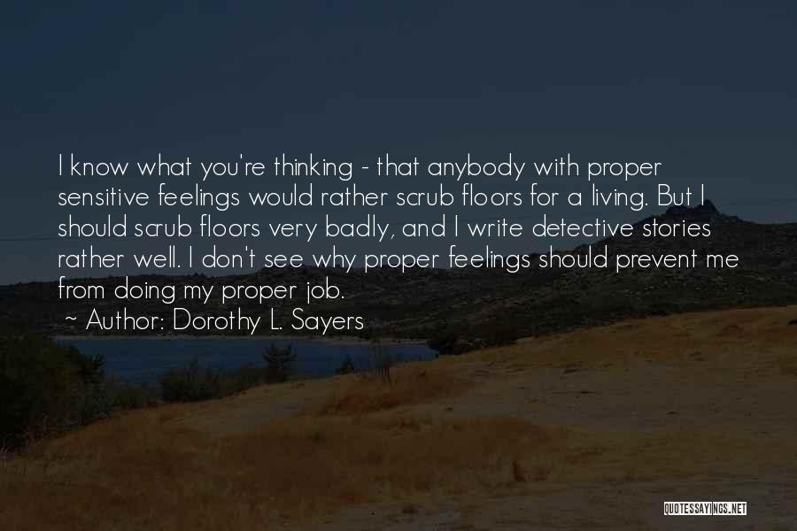 Dorothy L. Sayers Quotes 1577960