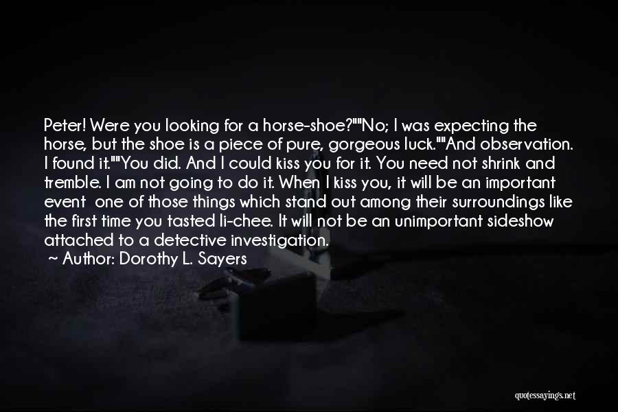 Dorothy L. Sayers Quotes 160366