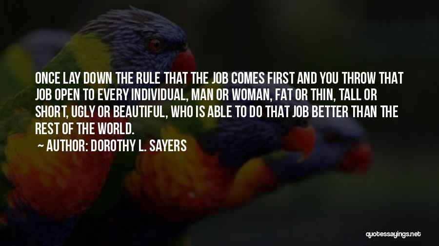 Dorothy L. Sayers Quotes 1688168