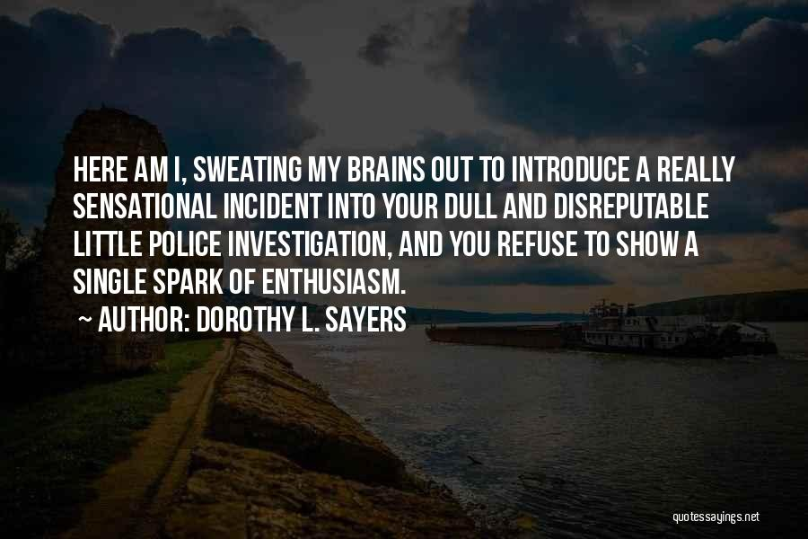 Dorothy L. Sayers Quotes 2130176