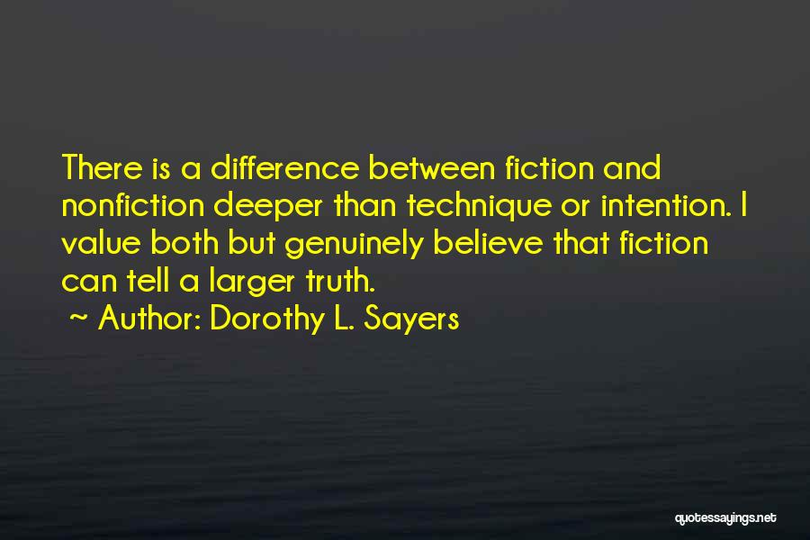 Dorothy L. Sayers Quotes 282481
