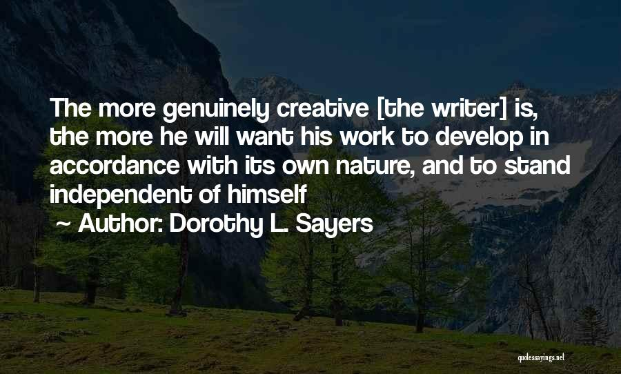 Dorothy L. Sayers Quotes 328808