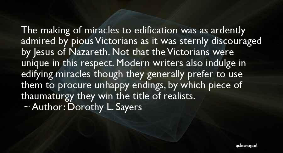 Dorothy L. Sayers Quotes 395064
