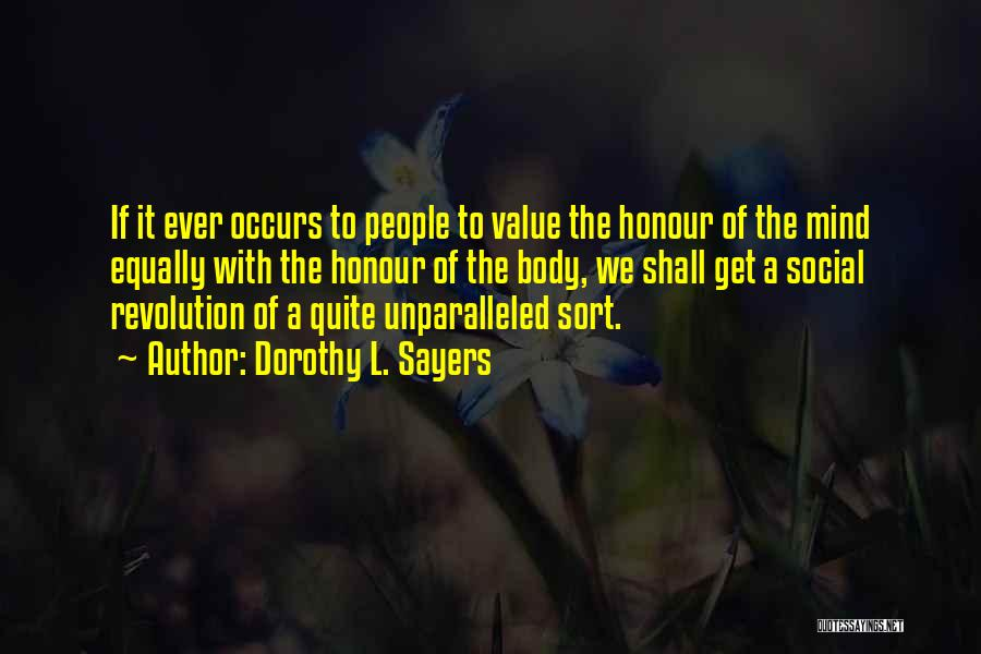 Dorothy L. Sayers Quotes 395261