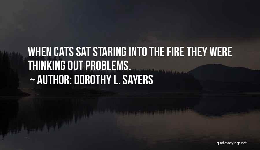 Dorothy L. Sayers Quotes 561166