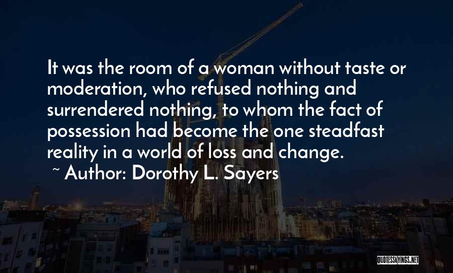 Dorothy L. Sayers Quotes 563410