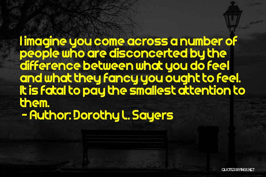 Dorothy L. Sayers Quotes 688617