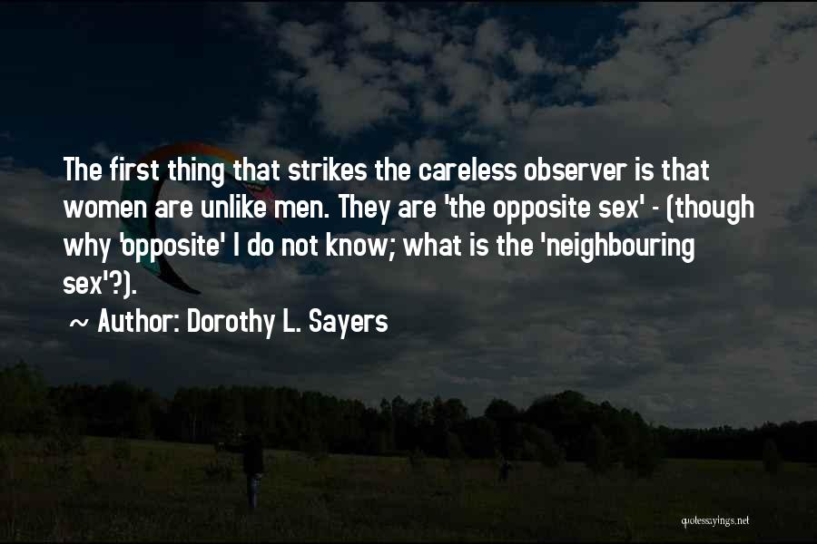 Dorothy L. Sayers Quotes 77472