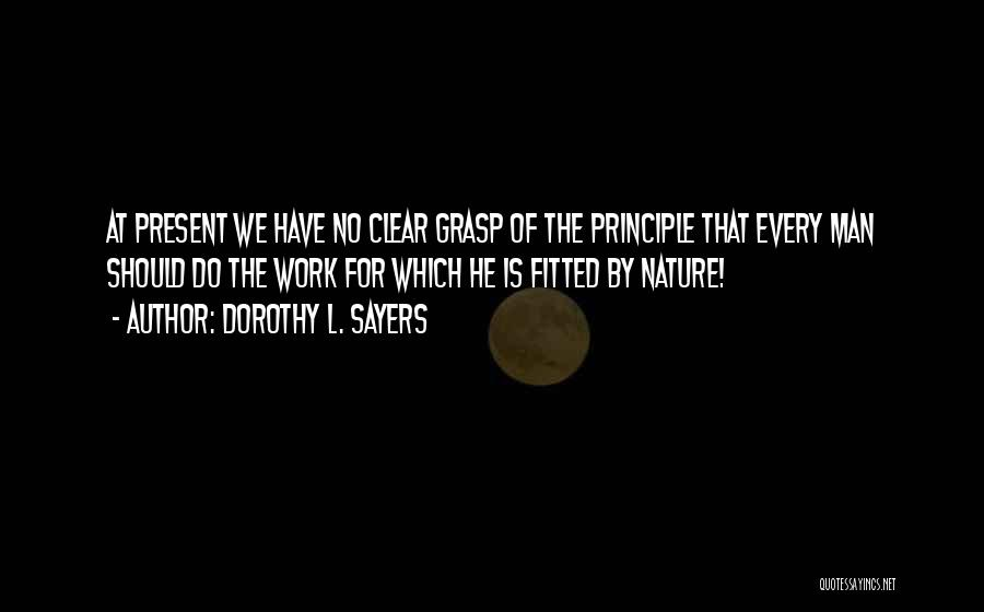 Dorothy L. Sayers Quotes 839302