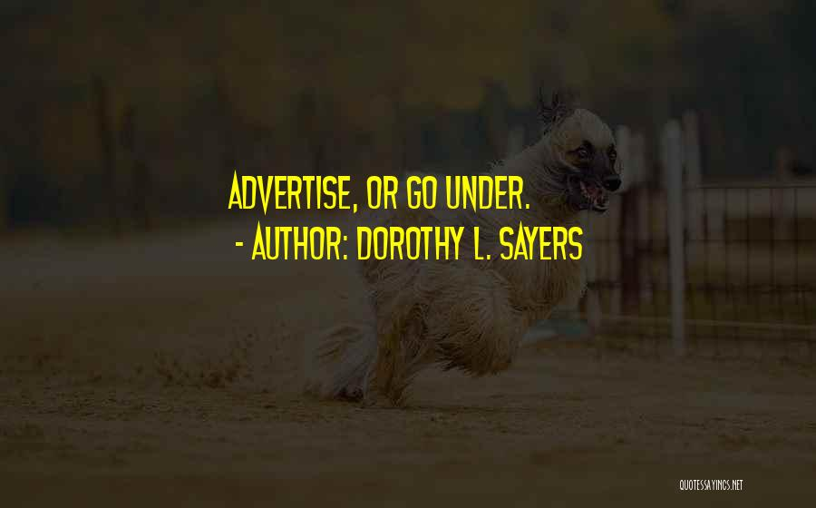 Dorothy L. Sayers Quotes 87967