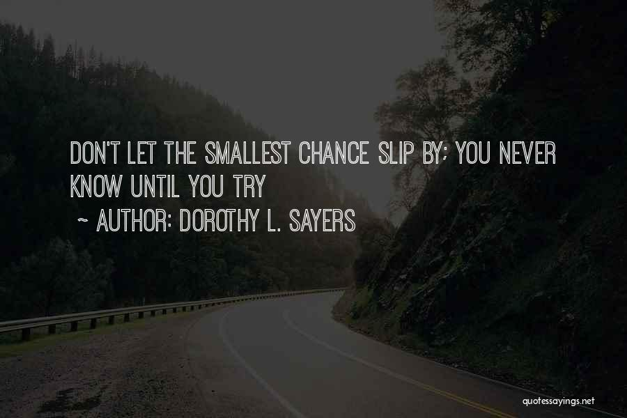 Dorothy L. Sayers Quotes 882574