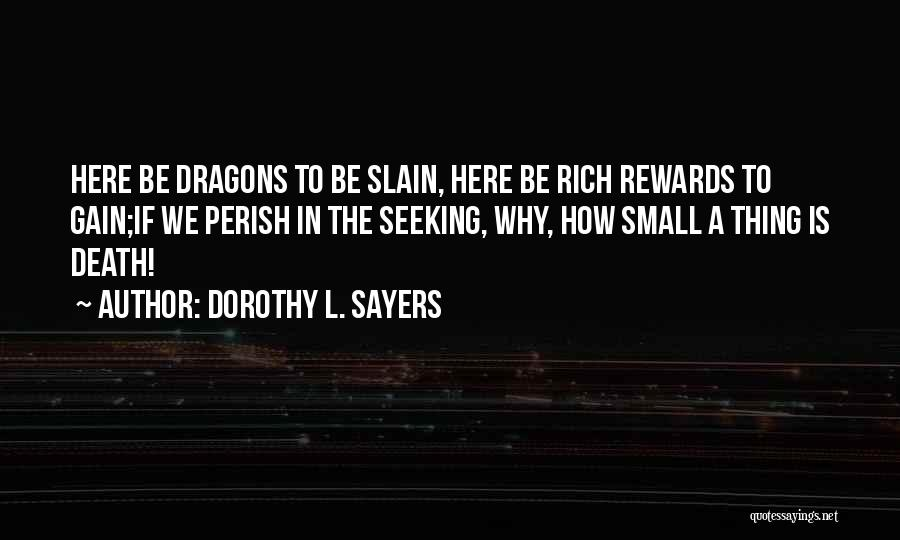 Dorothy L. Sayers Quotes 918094