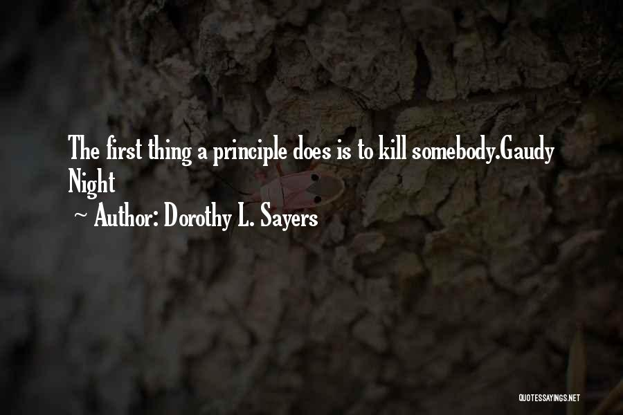 Dorothy L. Sayers Quotes 971680