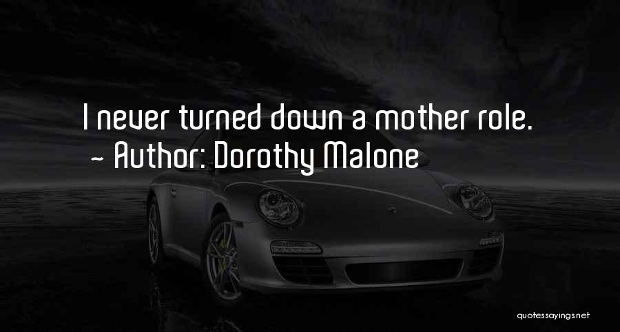 Dorothy Malone Quotes 1256069