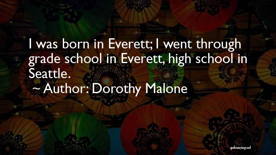 Dorothy Malone Quotes 1696803