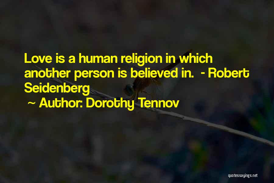 Dorothy Tennov Quotes 1507337