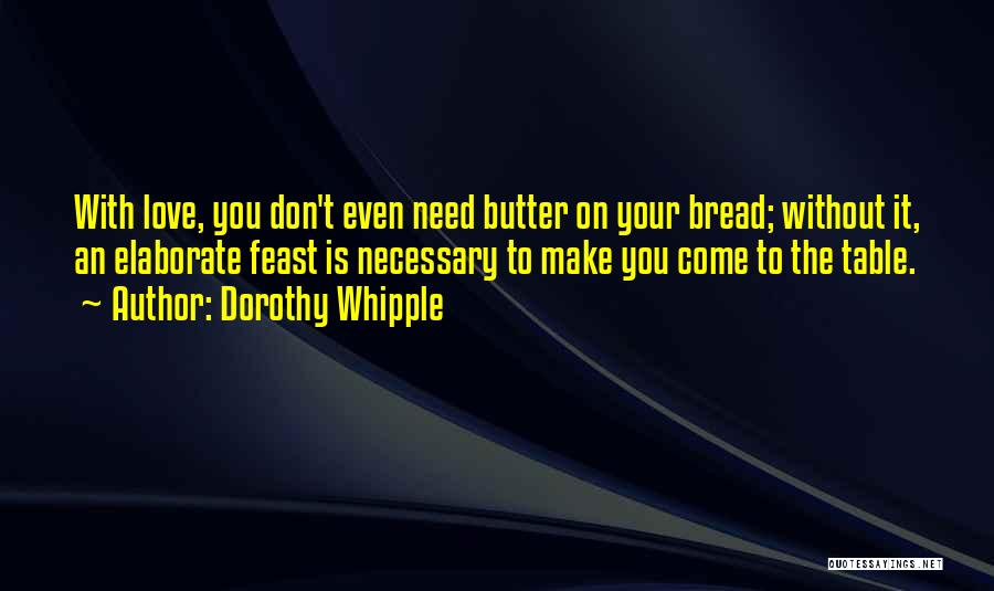 Dorothy Whipple Quotes 1601703